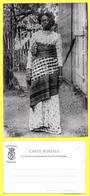 MADAGASCAR Type Malgache Femme Sakalave ( Dos Messagerie Maritimes ) - Madagascar