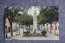 AUDE : AZILLE - Le Monument Aux Morts - France