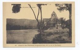 19 BEAULIEU--- Chapelle Des Penitents -RECTO/VERSO- B34 - Frankreich