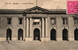 CUBA - ADUANA CUSTOM HOUSE - Cartes Postales