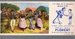 Buvard REGLISSE FLORENT N°23 (PPP9338) - Food