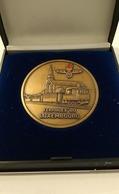 Ferphilex 1980 Luxembourg Medaille Bronze - Tokens & Medals