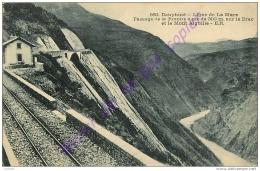 38. Ligne De LA MURE .  Passage De La Rivoire . - Autres Communes