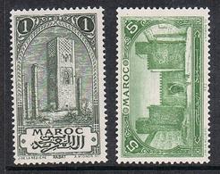 MAROC N°63 ET 66 N* - Maroc (1891-1956)