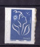 N* 4127 NEUF**(autoadhésif)(provenant De Carnet) - 2004-08 Marianne (Lamouche)