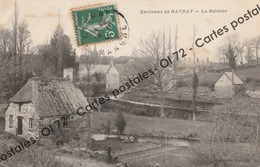 CPA [50] Manche > Environs De Gavray - La Baleine - Animée - Other Municipalities