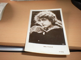 Mary Pickford - Actors