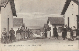 37 SATHONAY CAMP ALLEE CENTRALE 17 ZOUAVES - France