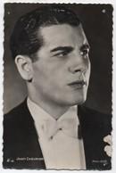Portrait D'Artiste Façon Carte Postale/ Cinéma / Jean CHEVRIER/ DUG/ Ed Chantal /Années 1950      PA182 - Entertainers