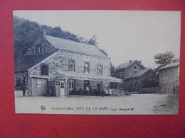 Gendron-Celles :Café De La Gare-ANIMATION (G126) - Houyet