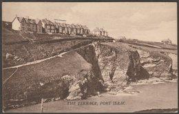 The Terrace, Port Isaac, Cornwall, C.1920s - Postcard - England