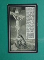 Romanie Delanoye - Van Steekelman Geboren Te Oostkerke 1853 En Overleden Te Adinkerke   1920    (2scans) - Religion & Esotericism