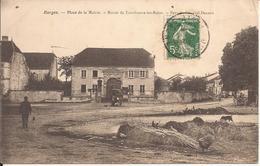 BARGES PLACE DE LA MAIRIE - France