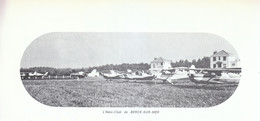 1972 - Iconographie - Berck (Pas-de-Calais) - L'aéro-club - FRANCO DE PORT - Old Paper
