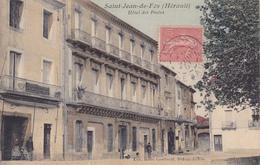 (26)    SAINT JEAN De FOS - Hôtel Des Postes - France