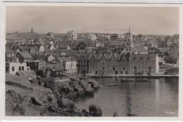 Faroer-Inseln. Thorshavn - Faroe Islands
