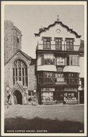 Mol's Coffee House, Exeter, Devon, C.1930s - Postcard - Exeter