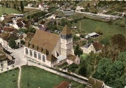 1 Cpsm Courtenay - L'église - Courtenay