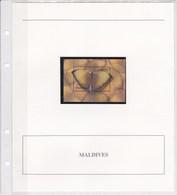MALDIVES  : Papillon : Y&T : BF N°510** - Maldives (1965-...)