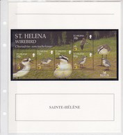 STE HELENE : Oiseau Gravelet De Ste Hélène : Y&T : BF N°30** - Sainte-Hélène