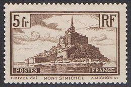 FRANCE : N° 260 ** (Mont-Saint-Michel) - PRIX FIXE : 1/3 De La Cote - - Francia