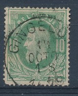 "Nr 30 - Cachet  ""GINGELOM"" - (ref. ST-1012) - 1869-1883 Léopold II"