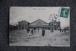 BREST - Gare De L'OUEST - Brest