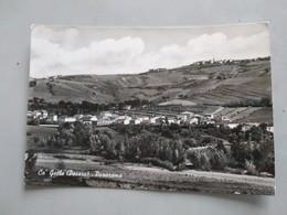 CARTOLINA CA' GALLO - PANORAMA - Pesaro
