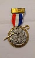 Medaille Luxembourg Lenningen 1974 - Tokens & Medals