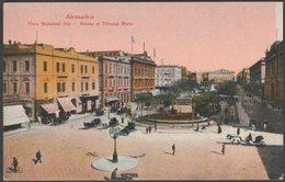 Bourse Et Tribunal Mixte, Place Mohamed Aly, Alexandrie, C.1910 - Cairo Postcard Trust CPA - Alexandria