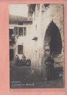 OLD POSTCARD ITALY - ITALIA -     GARESSIO - VISIONE DEL BRICCO - Cuneo