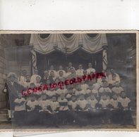 94- VILLENEUVE SAINT GEORGES- EGLISE PHOTO ORIGINALE M. LE CURE GUEZEIL -ABBE FREYCINET-ABBE CHAUVET- RAT ET BOURDET - Profesiones