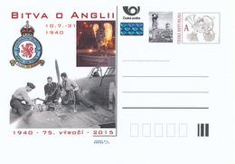 Rep. Ceca / Cart. Postali (Pre2015/21) Battle Of Britain (10.7.-31.10.1940) No. 310 Squadron RAF (Cecoslovacco) - 2. Weltkrieg