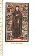 KL 9423 - SANCTA CLARA ASSIS - SAINTE CLAIRE - Religion & Esotericism