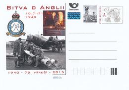 Rep. Ceca / Cart. Postali (Pre2015/22) Battle Of Britain (10.7.-31.10.1940) No. 311 Squadron RAF (Cecoslovacco) - Professioni