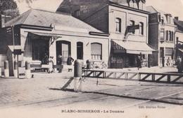 Carte 1920 BLANC MISSERON / LA DOUANE - France
