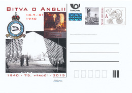 Rep. Ceca / Cart. Postali (Pre2015/23) Battle Of Britain (10.7.-31.10.1940) No. 312 Squadron RAF (Cecoslovacco) - 2. Weltkrieg