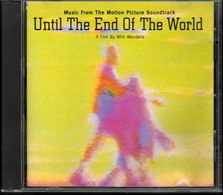UNTIL THE END OF THE WORLD - MUSIC FROM THE MOTION PICTURE SOUNDTRACK (1991) (CD SOUNDTRACKS) - Soundtracks, Film Music