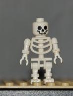 Lego Minifig Personnage Squelette Ref Gen001 - Lego Technic
