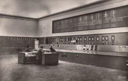 CPA - Génissiat - Centrale Léon Perrier - Salle De Commande - Génissiat
