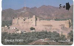 @+ TC D'OMAN : Bahla Fort  -  11OMNC.. - Ref : 11OMNC - Oman