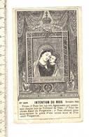 KL 9432 - INTENTION DU MOIS - Religion & Esotericism