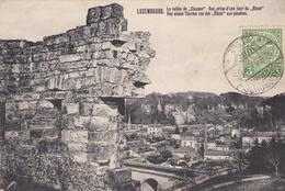 CPA LUXEMBOURG LA VALLEE DE CLUSEN - Cartes Postales
