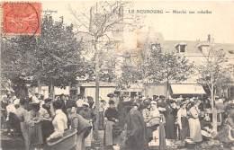 27 - EURE / Le Neubourg - 273229 - Marché Aux Volailles - Beau Cliché Animé - Le Neubourg