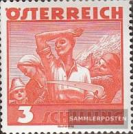 Austria 586 Unmounted Mint / Never Hinged 1934 Costumes - Ungebraucht