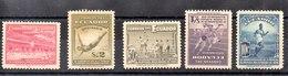 Serie De Ecuador Nº Yvert 36973 (**) Nº Yvert 369 (o) - Ecuador