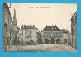 * 54 :Vezelise , Place De L'hôtel De Ville... - Vezelise