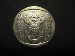 2 RAND South Africa 2013 Coin - Afrique Du Sud
