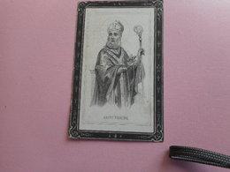 D.P.-ZUSTER BARBARA (A.STANDAERT)°MALDEGEM 12-10-1854+WICHELEN 21-6-1928 - Religion & Esotericism
