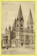 * Spa (Liège - La Wallonie) * (Nels, Série 18, Nr 55) L'église, Kerk, Church, Kirche, Oldtimer, Rare Old - Spa